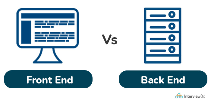 backend vs frontend