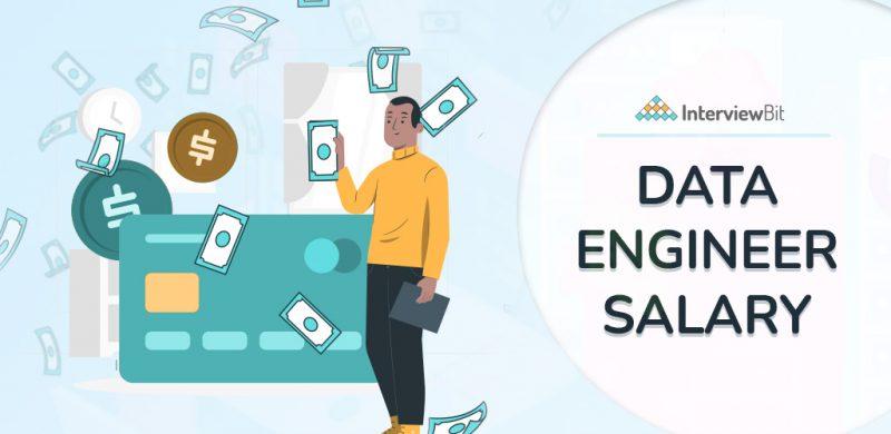 data engineer salary in india