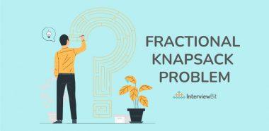 Fractional Knapsack Problem